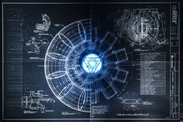 4 Facts Every Iron Man Fan Should Know About Arc-Reactor