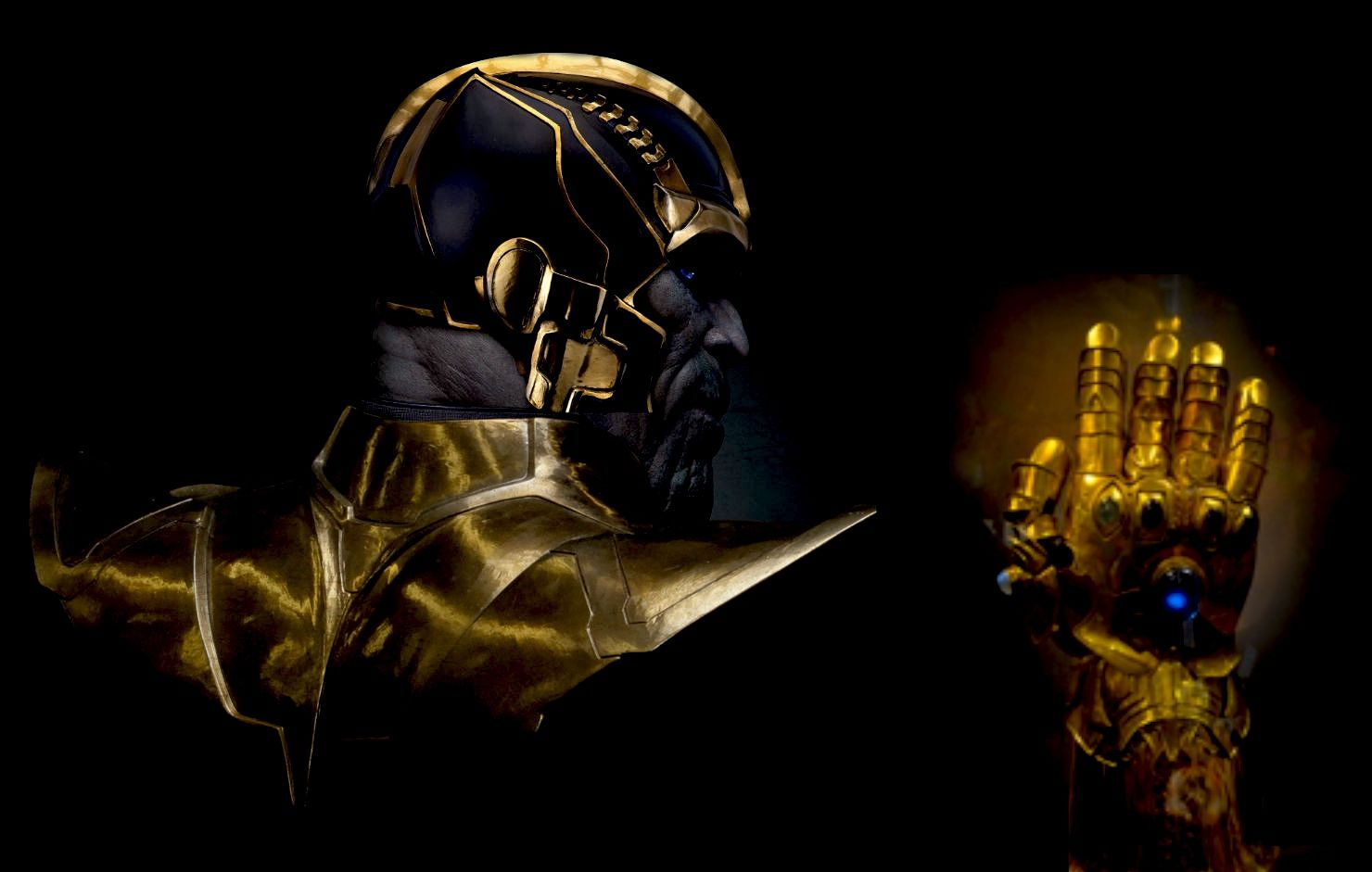 Photo of Avengers Infinity War: Stunning Concept Art of THANOS Released By Marvel
