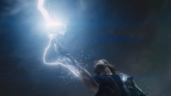 Avengers: Endgame Theory Thor Odin Force