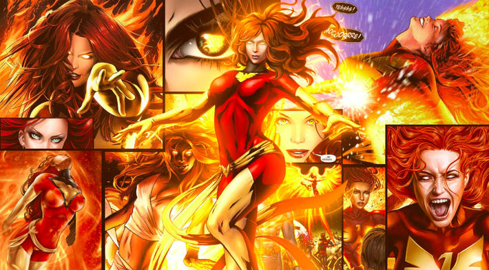 Here's How Phoenix Force Might Appear In X-Men Supernova