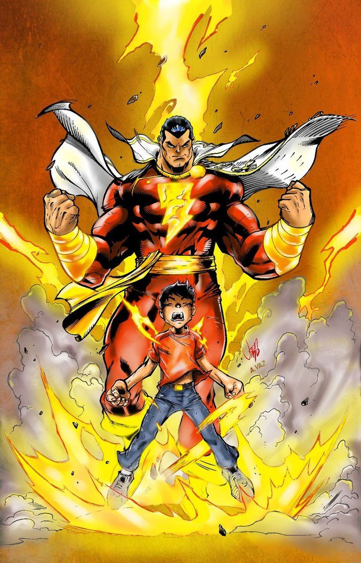 5 Comic-Book Facts That Every DC Fan Should Know About SHAZAM