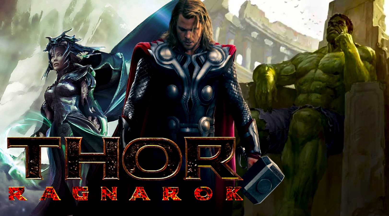 Photo of The Brand New Look Thor Will Sport In Ragnarok Is Stunning