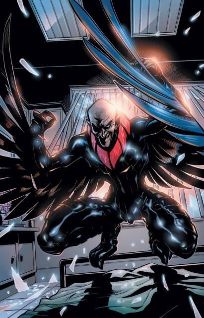 vulture spider-man