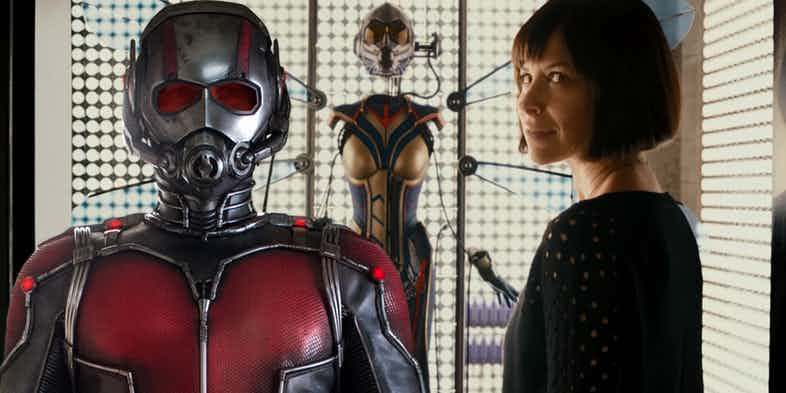 Photo of Ant-Man 2 Set Photo Has Revealed New Ant-Man Suit