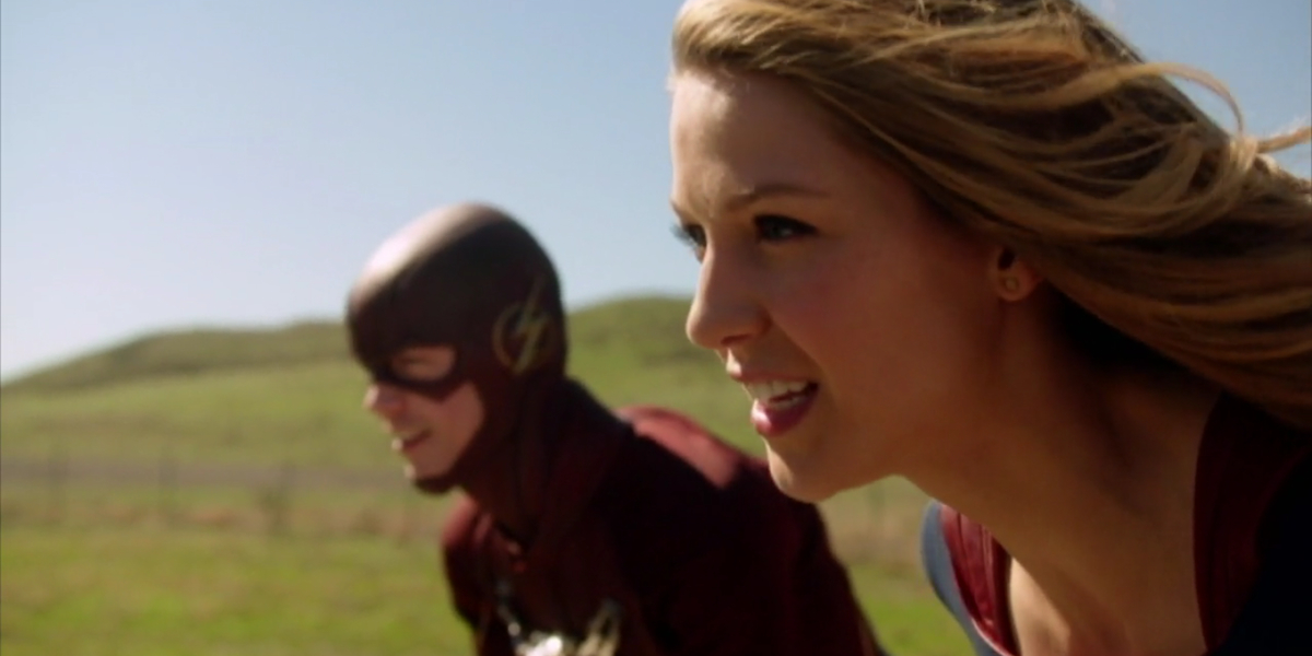 Photo of Supergirl/Flash Musical Crossover Teaser Released And It Strikes A Perfect Chord