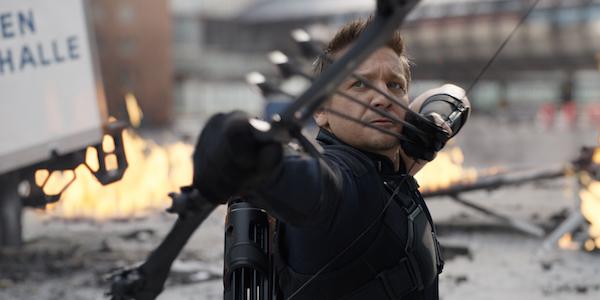 Hawkeye, Avenger