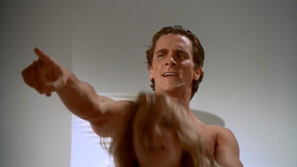 Christian Bale Sex Scene