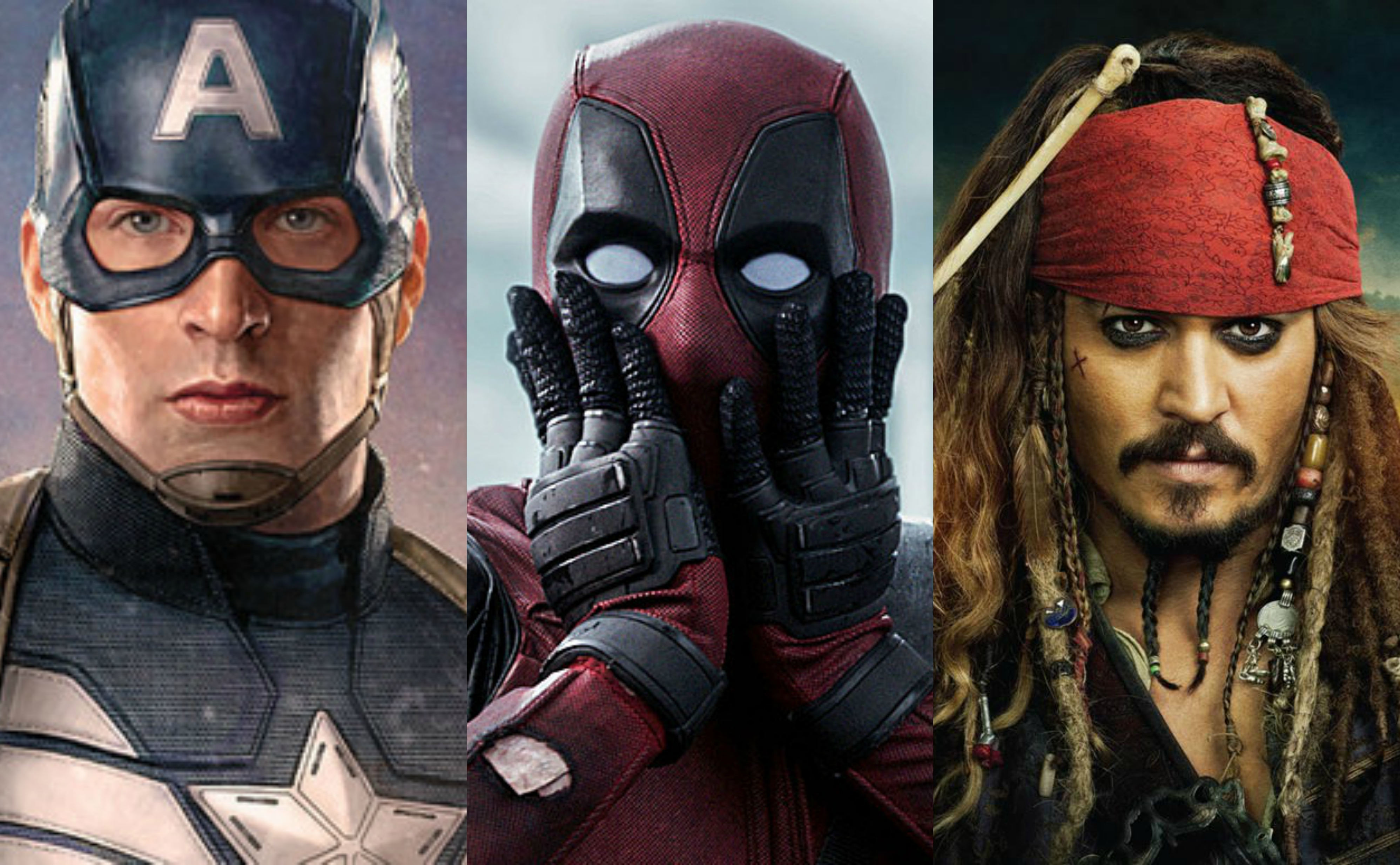 Photo of Which Fictional Captain are You?