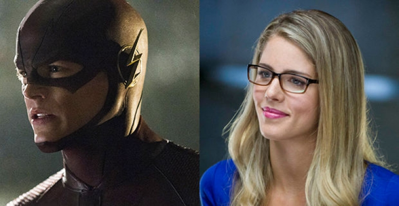 "Photo of The Flash TV Show Will Soon Have Its Very Own ""Felicity"""
