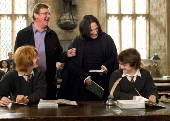 Behind The Scenes of Harry Potter Series