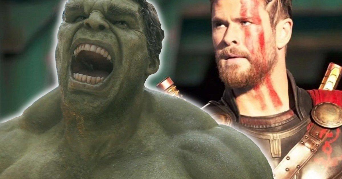 Photo of The New Fan Art of Thor Ragnarok Reveals Gladiator Hulk And God of Thunder