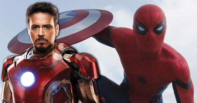 Photo of Will Iron Man Reveal Spider-Man's Real Identity In Avengers Infinity War?