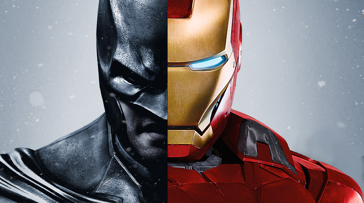 10 STUNNING Images of Iron Man and Batman Where Fans Took ...