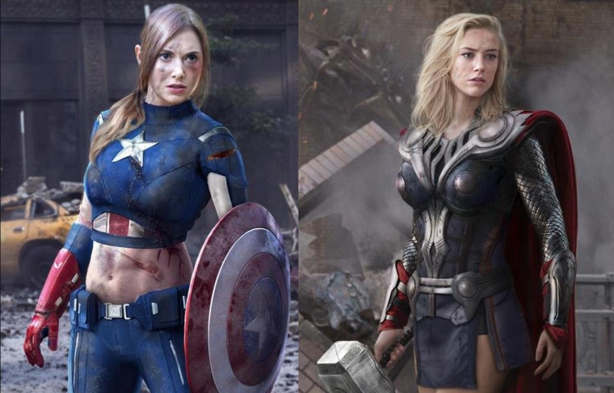 Photo of 6 Superheroes Who Are Remarkably Better As Women