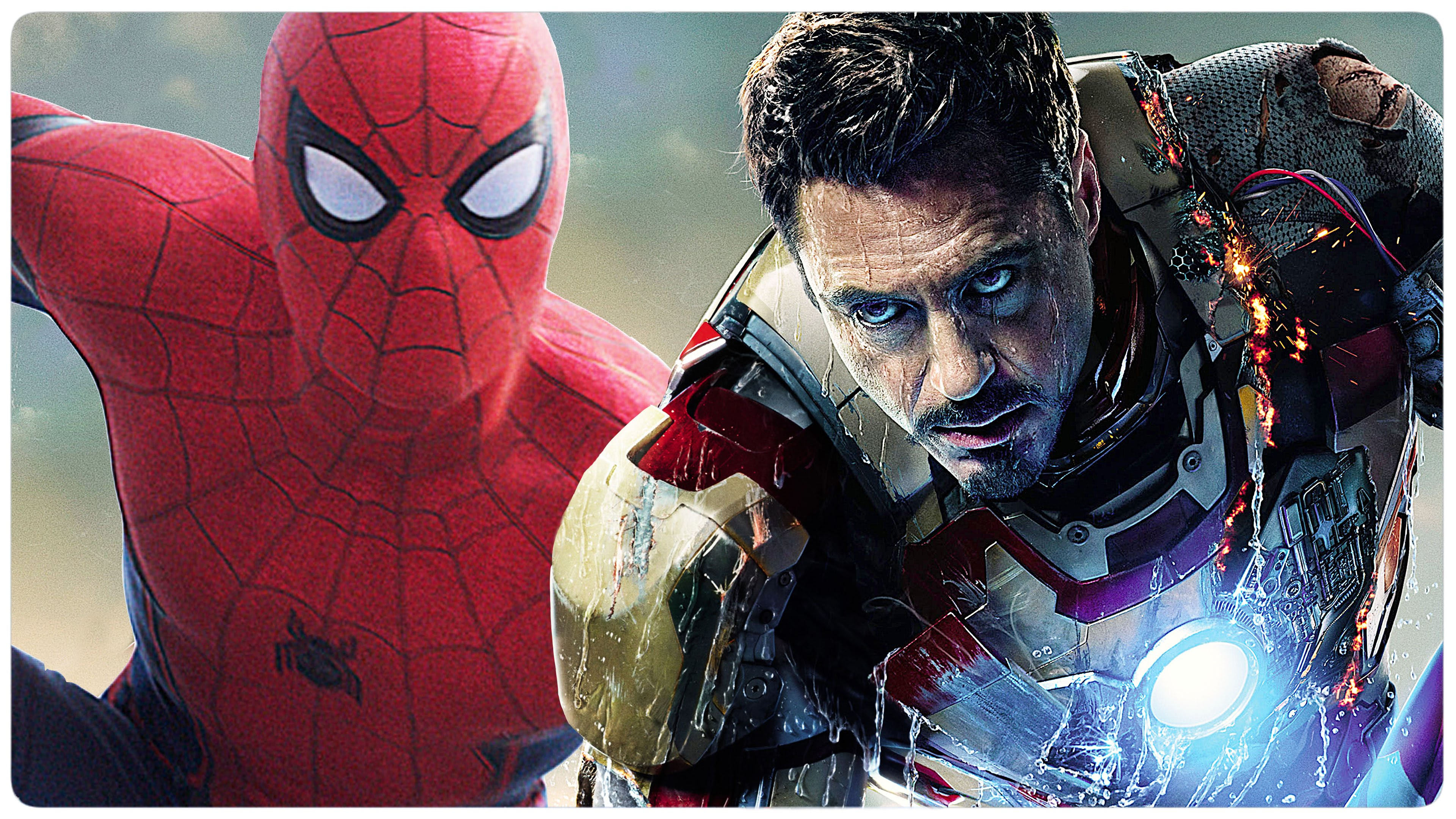 "Photo of Is Spider-Man Homecoming The ""Prequel"" To Iron Man 4?"