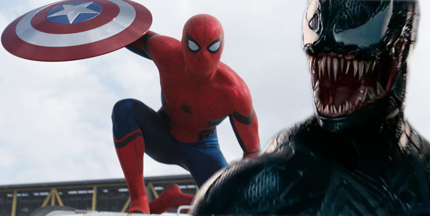 Photo of Venom And Spider-Man Homecoming Are Already Connected In This MIND-BENDING Way