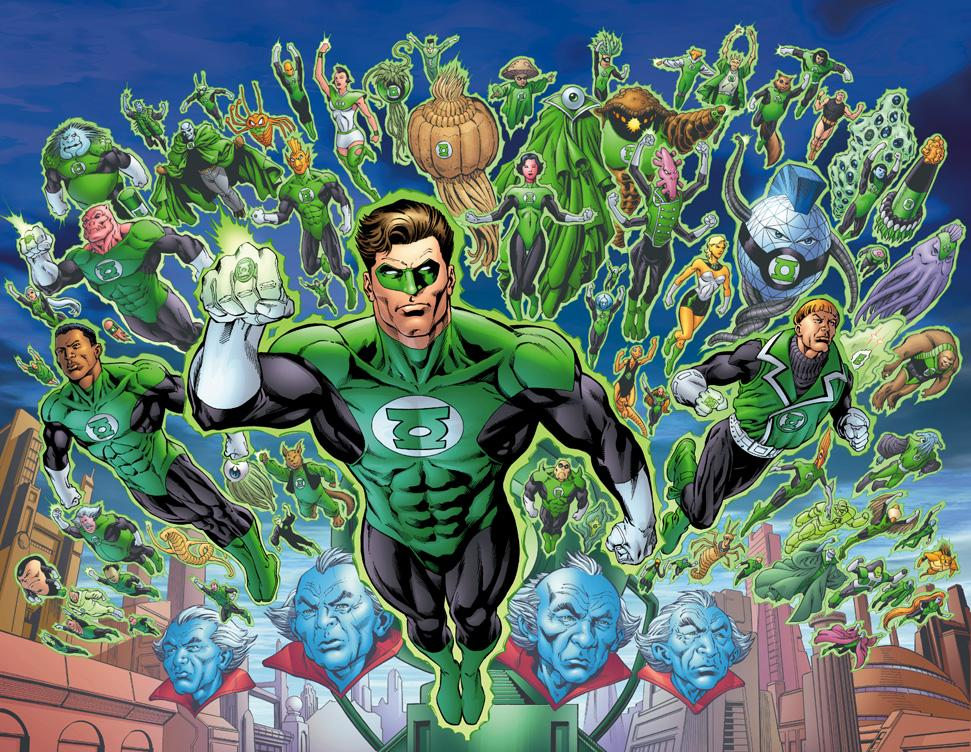 The Green Lantern Who Might Appear In Justice League Is Not Who You Would Think It Is