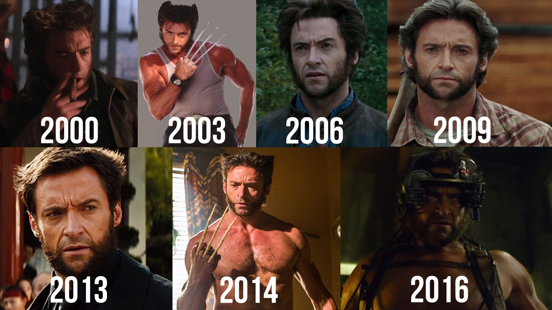 Photo of Wolverine: From The Past To The Present!