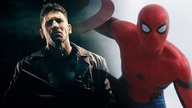 Photo of Here's How The Punisher And Spiderman Helped Each Other