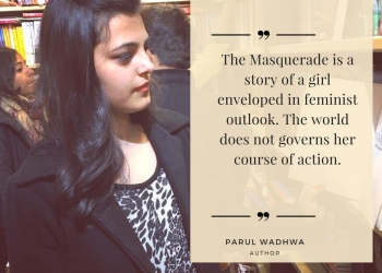 parul wadhwa the masquerade
