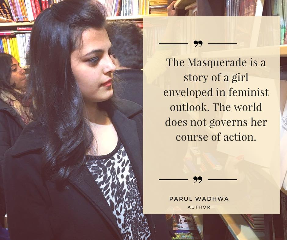 parul wadhwa the masquerade