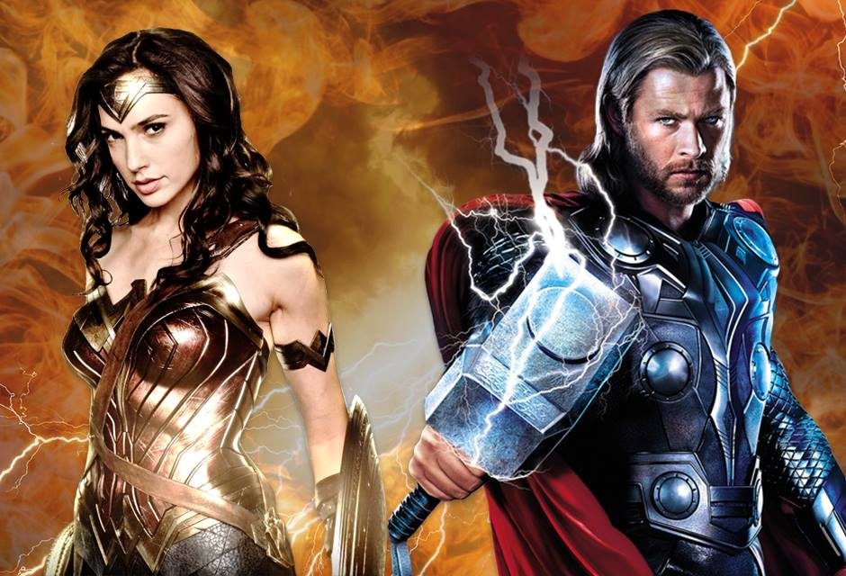 Photo of Here's The SHOCKING Connection Between Thor And Wonder Woman