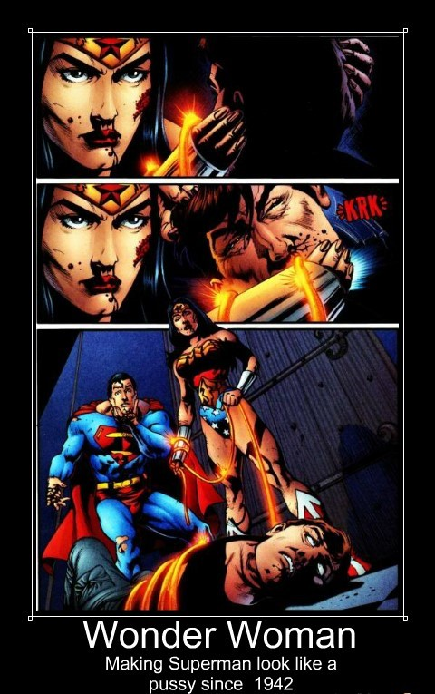 15 memes on superman and wonder woman that make them the