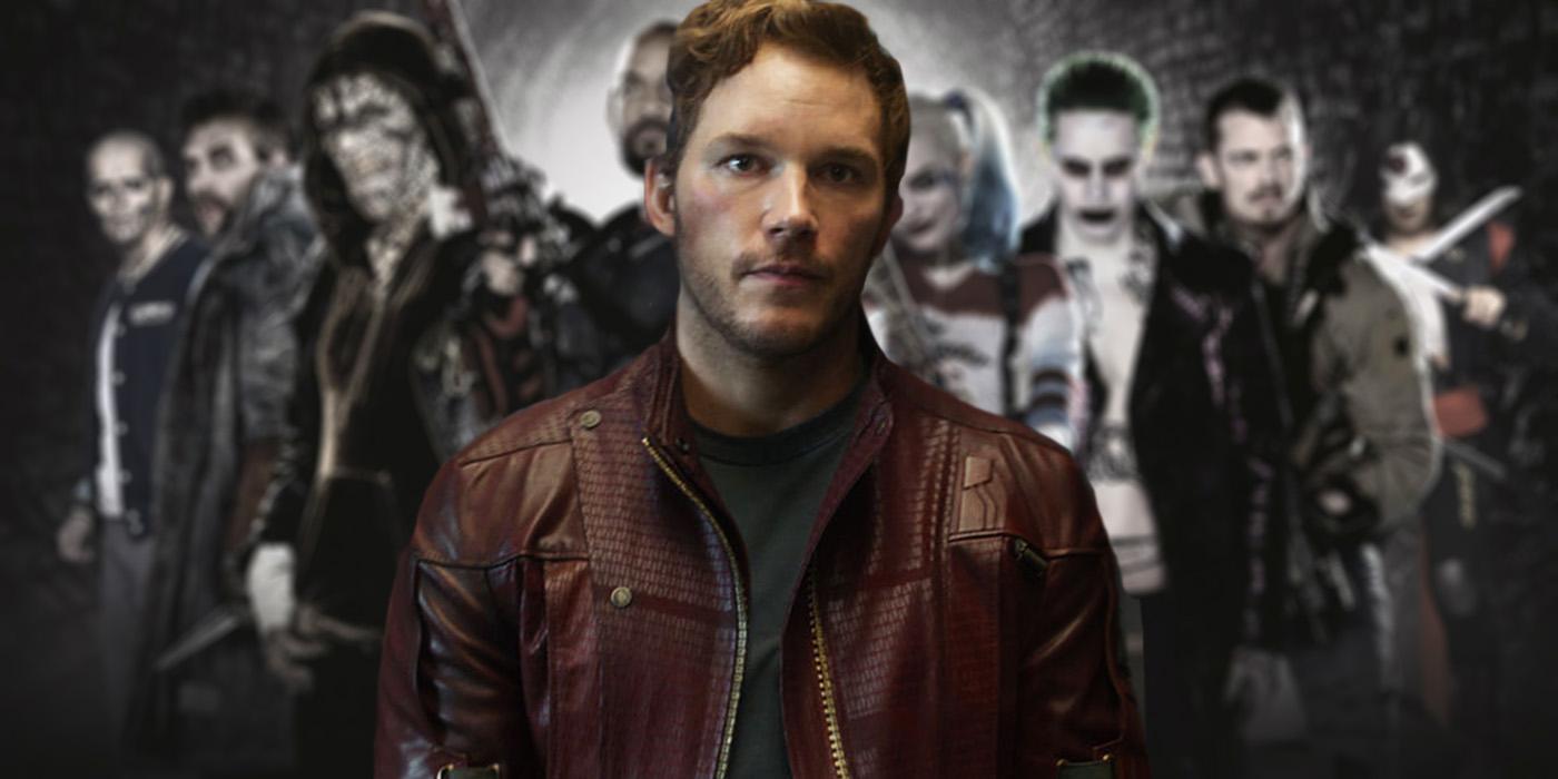 Photo of Chris Pratt Explains Why SUICIDE SQUAD Failed To Create Magic