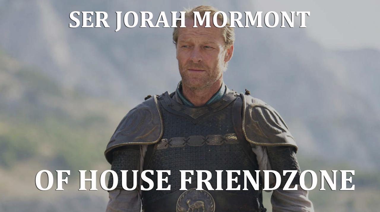 Photo of 14 Memes On Jorah Mormont That Prove Life Hasn't Been Fair To Him