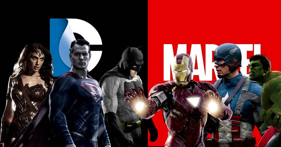 Photo of 5 Reasons Why The Justice League Would Kick The Avengers Down