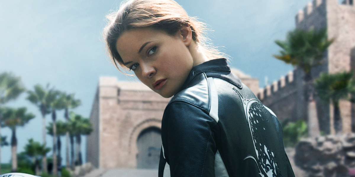 Photo of Mission Impossible 6: First Look At Rebecca Ferguson Will Blow Your Mind