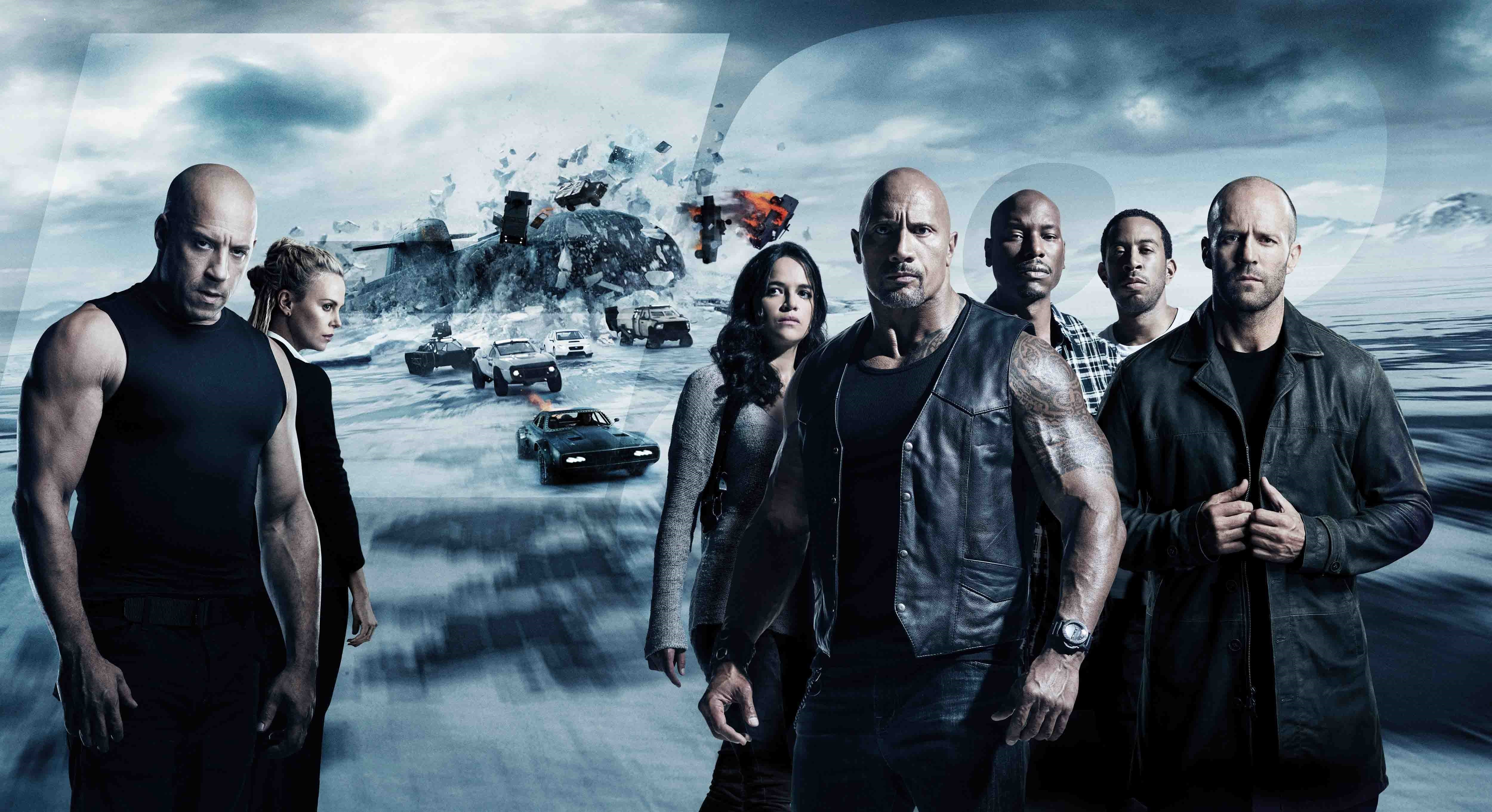 """Photo of Fast And The Furious 8 Set To Enter Into """"Elite Club"""" This Weekend"""