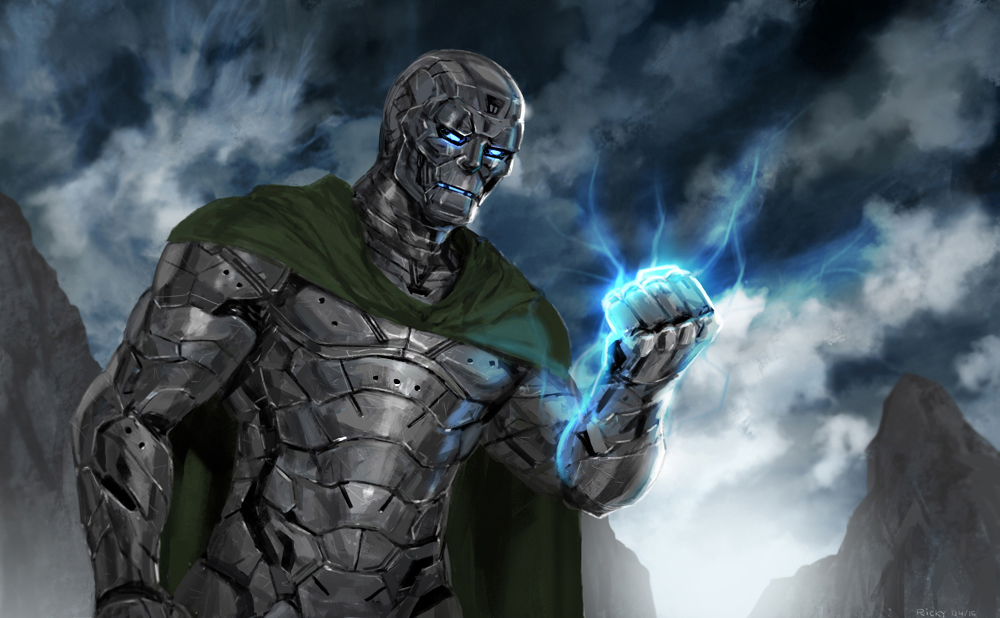 Photo of FOX Bringing In Doctor Doom Solo Movie!