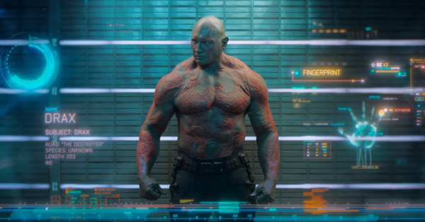 5 Facts You Should Know About Drax The Destroyer From Guardians Of The Galaxy