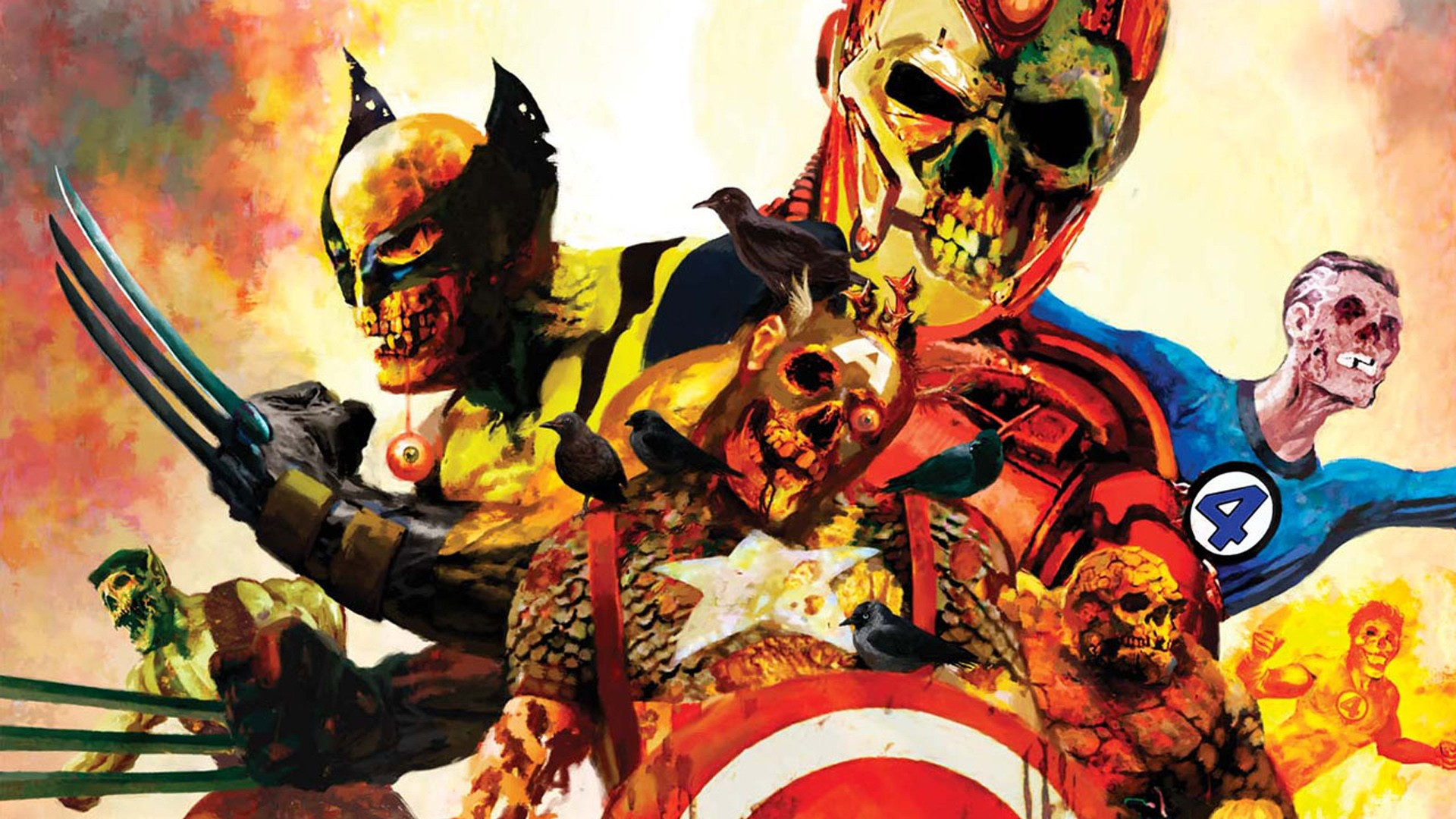 Photo of Will MCU Ever Make A 'Marvel Zombies' Movie?