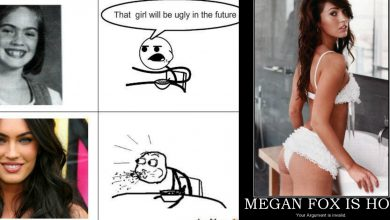 Photo of 20 Memes That Will Make You See Megan Fox Beyond Her Sexy Figure