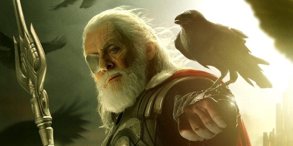 Odin Was A Celestial