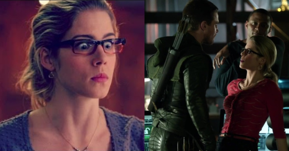 27 CRAZY Memes On Oliver Queen And Felicity Smoak From Arrow