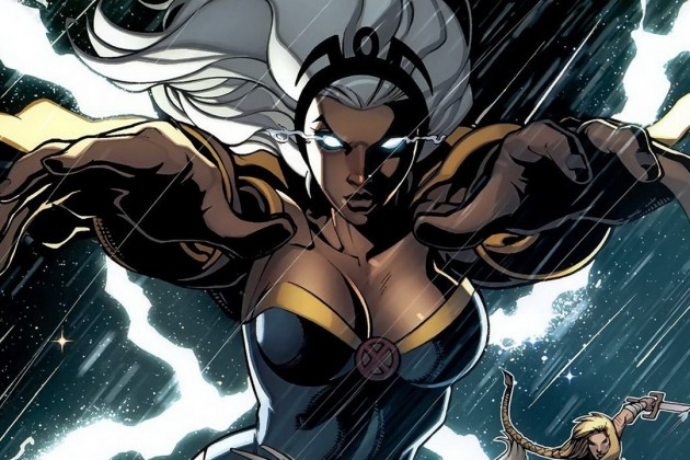 10 Black Superheroes with Incredible Electricity