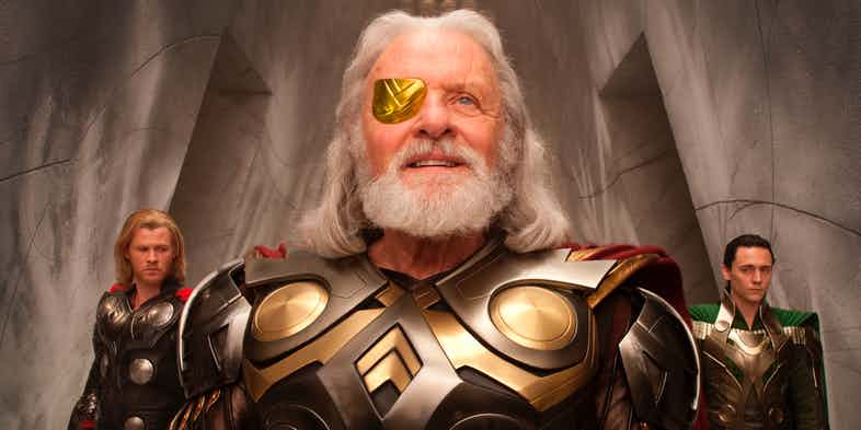 Photo of Marvel Fan Makes an Amusing Observation About Thor's Father Odin