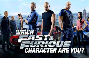 fast and furious character