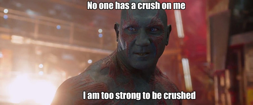 12 Hilarious Memes On Drax the Destroyer That Will Show His Funny Side