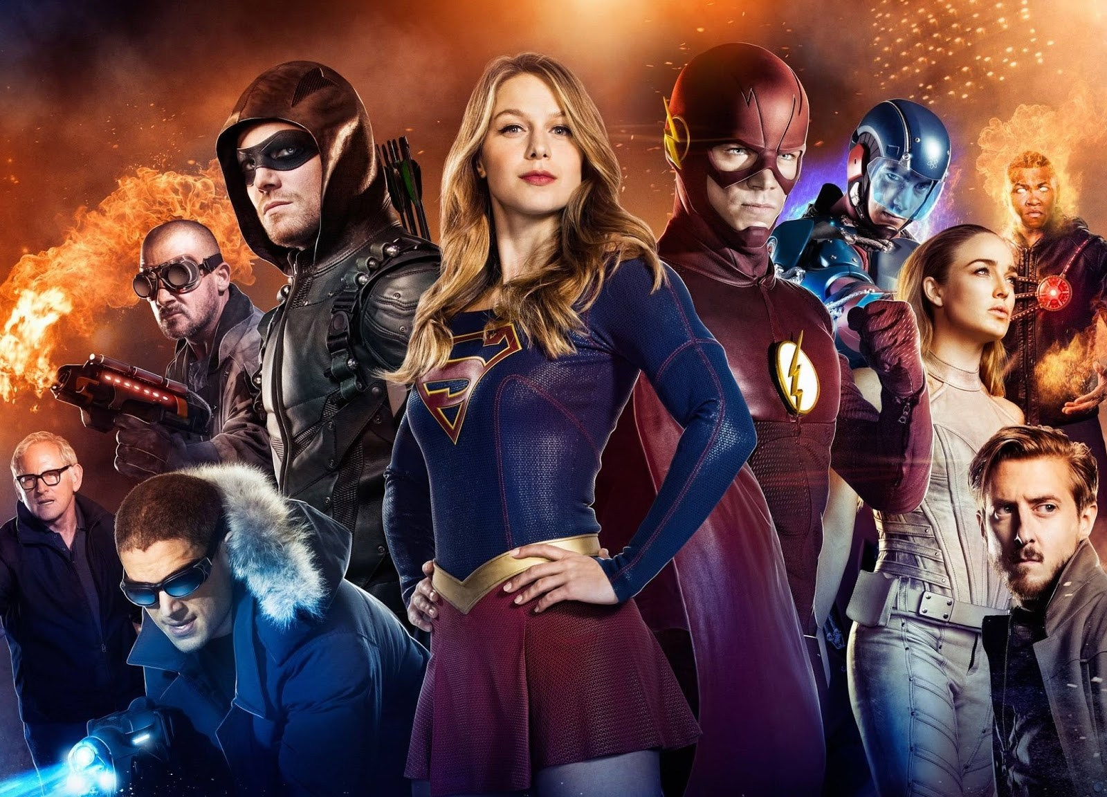 The CW 4-night Mega DC Crossover Might Happen Sooner Than Later!