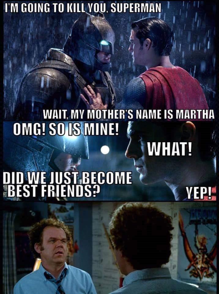 15 Memes On Superman & Batman That Will Make You Laugh Out Loud