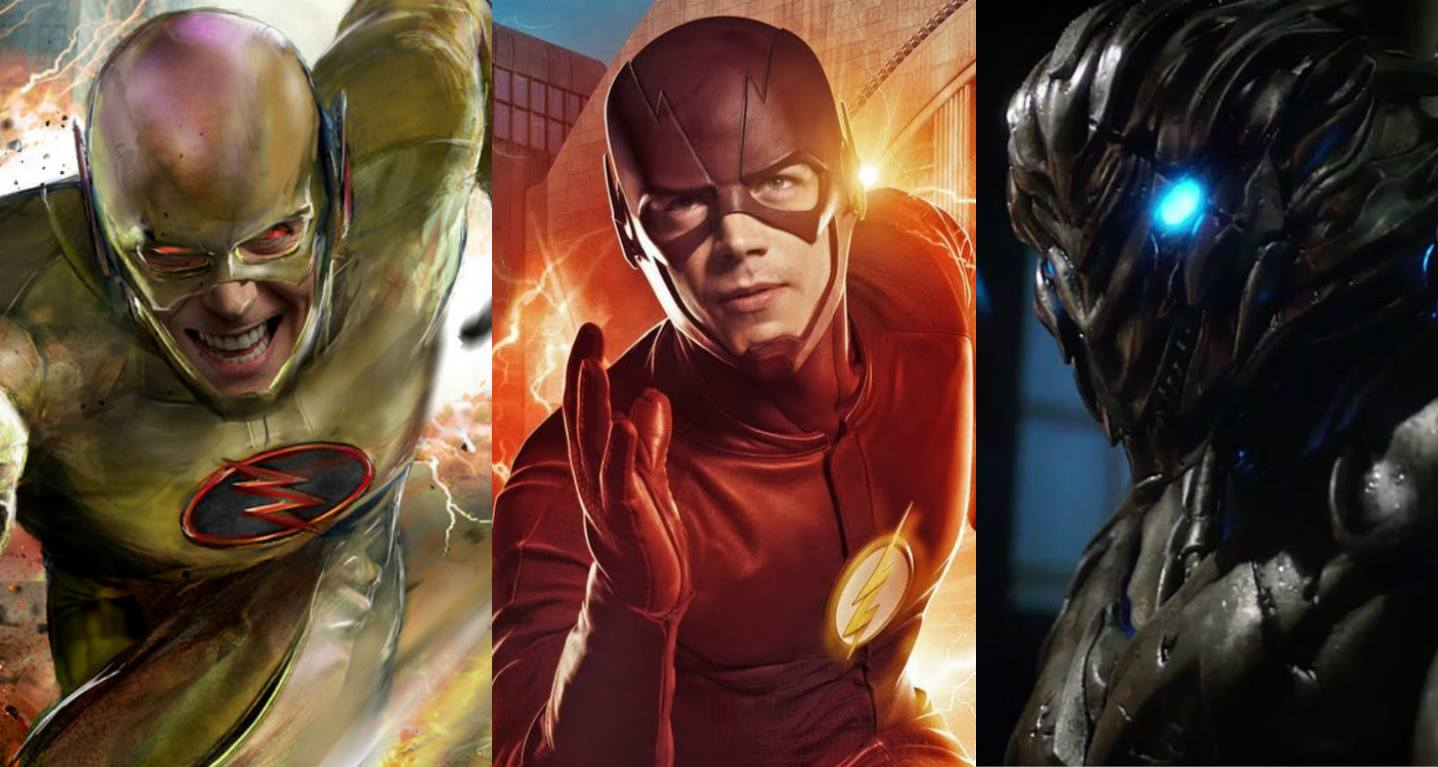 Photo of Which Speedster from CW's Flash Would you Be?