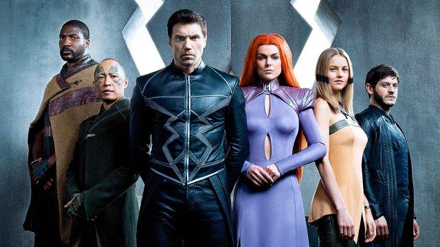 The Inhumans Marvel