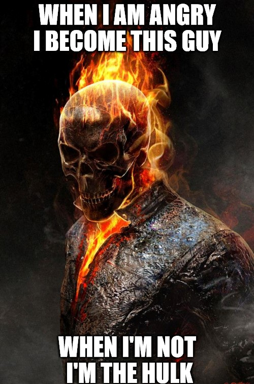 9 awesome memes about ghost rider that will make you laugh