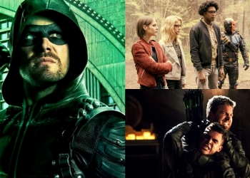 Arrow Season 6 synopsis