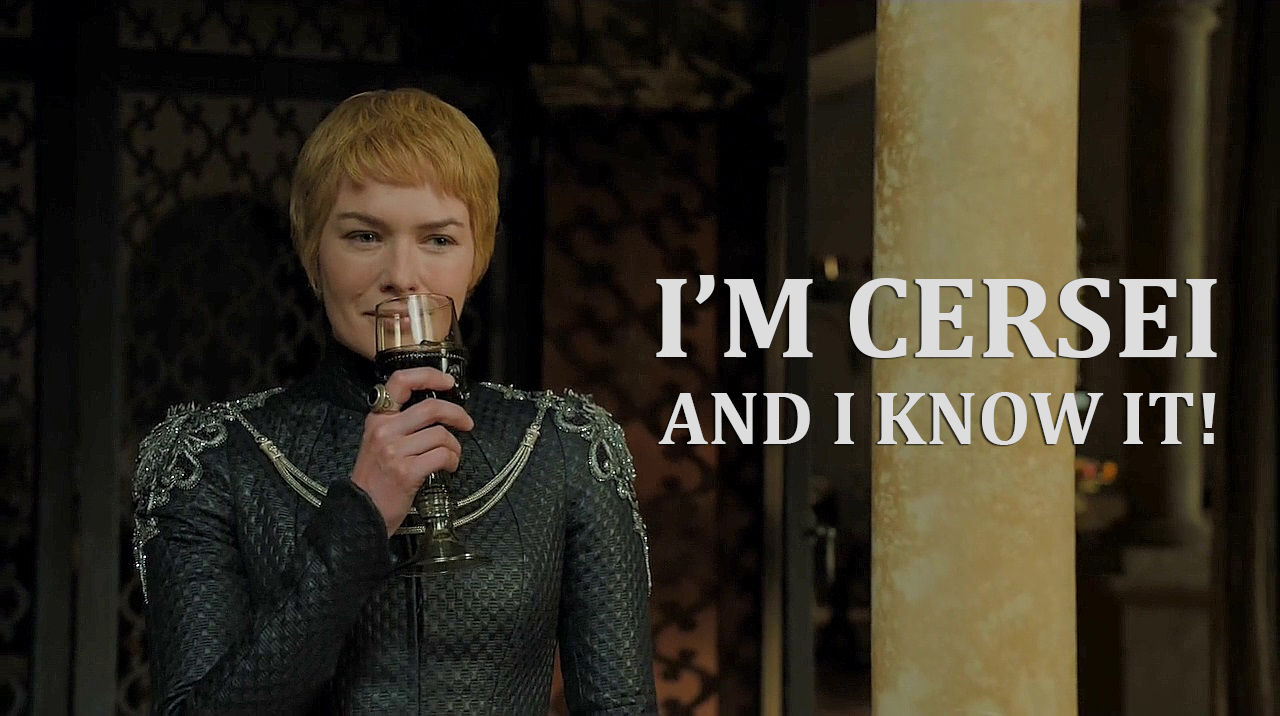 Photo of 19 Memes On Cersei Lannister Which Will Make You Adore Her, Not Hate Her