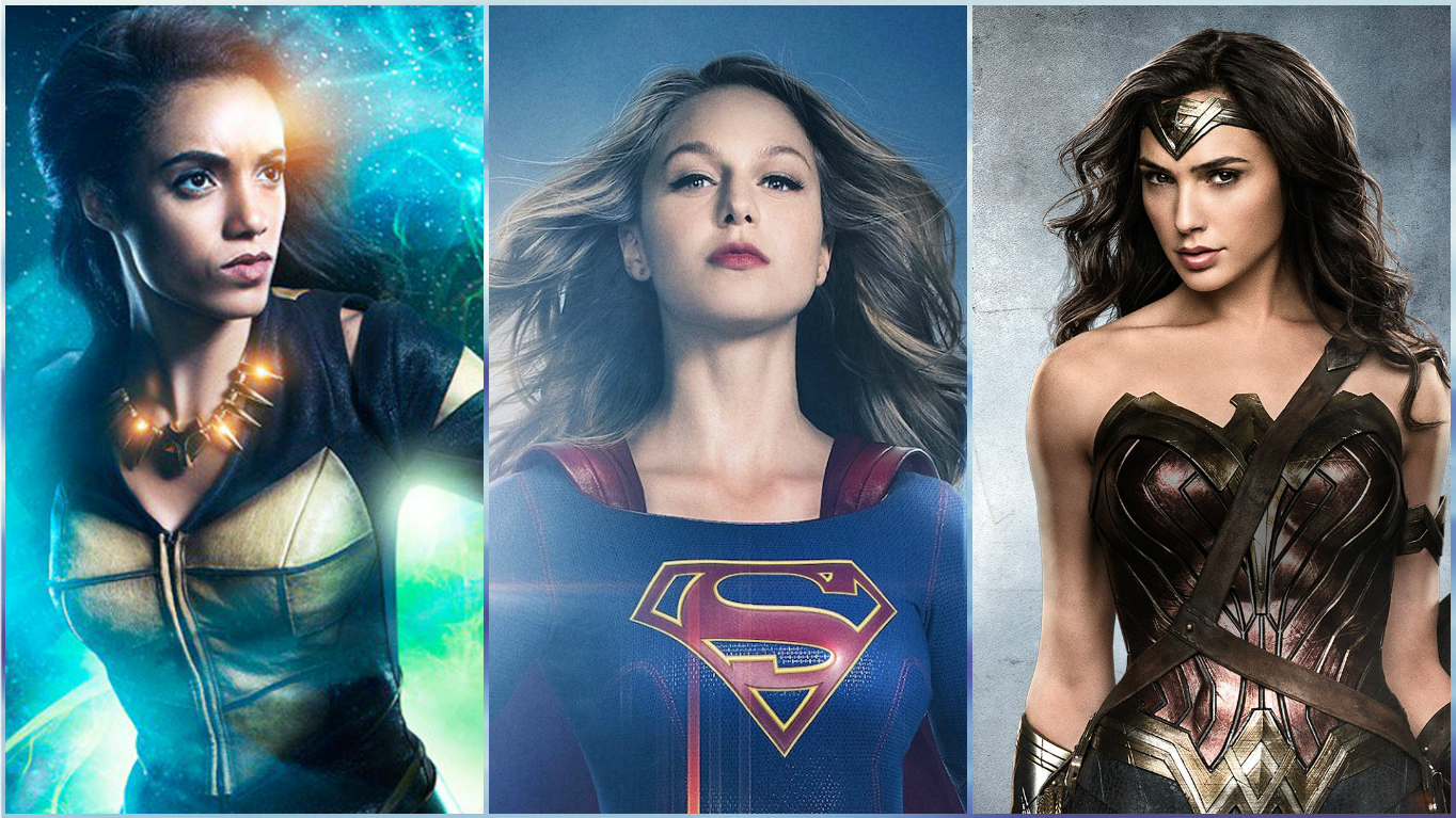 Photo of 5 Strongest 'Super Powered' Heroines of DC